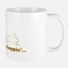 keep on hoppin' Mug