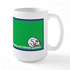 Felinely Changed Mug
