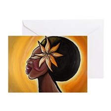 Ebony Greeting Cards (Pk of 10)