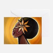 Ebony Greeting Cards (Pk of 10)