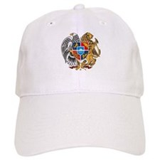 Armenian Coat of Arms Cap