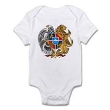 Armenian Coat of Arms Infant Creeper