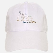 keep on thumpin' Baseball Baseball Cap