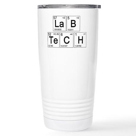 LaB TeCH Stainless Steel Travel Mug