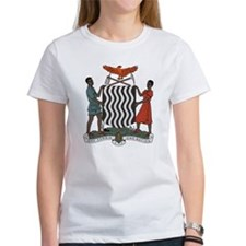 Zambia Coat of Arms Tee