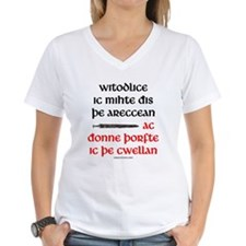 Top Secret Anglo-Saxon Shirt