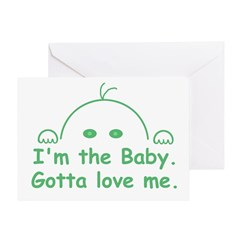 I'm the Baby Gotta Love Me Gift Card