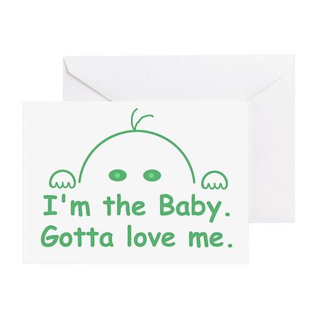 I'm the Baby Gotta Love Me Gift Card