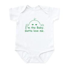 I'm the Baby Infant Bodysuit