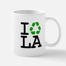 Cute I heart recycling Mug