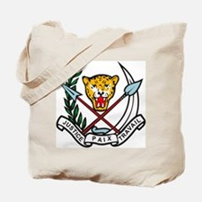 Zaire Coat of Arms Tote Bag
