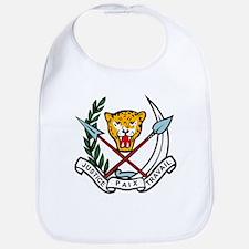 Zaire Coat of Arms Bib