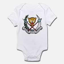 Zaire Coat of Arms Infant Creeper