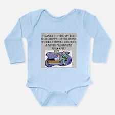 funny psychology psychiatrist Long Sleeve Infant B