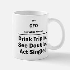 CFO Large Mugs