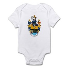 St. Helena Coat of Arms Infant Creeper