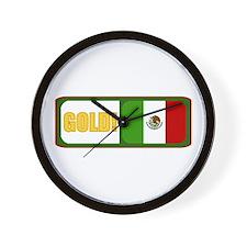 Mexico (English) Wall Clock