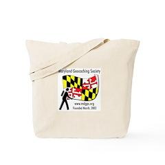 2006 MGS Logo Gear Tote Bag