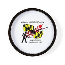 2006 MGS Logo Gear Wall Clock