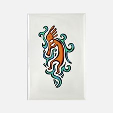 Kokopelli Rectangle Magnet