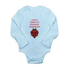 halloween fairy tale Long Sleeve Infant Bodysuit