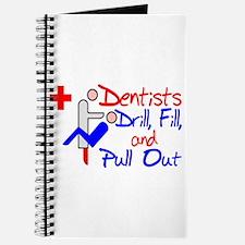 Dentists Drill Journal