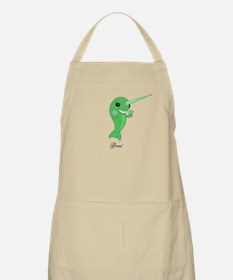 Greed Narwhal Apron
