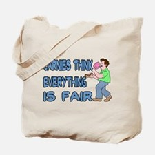 Carnies Think Tote Bag