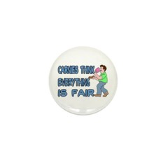 Carnies Think Mini Button (10 pack)