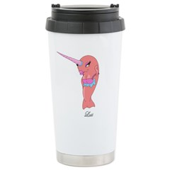 Lust Narwhal Travel Mug