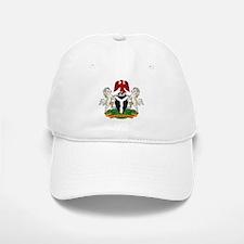 Nigerian Coat of Arms Baseball Baseball Cap