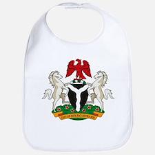 Nigerian Coat of Arms Bib