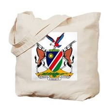 Namibia Coat of Arms Tote Bag