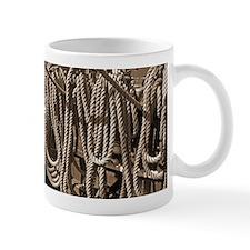 Ropes for the Rigging SEPIA Mug