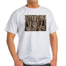 Ropes for the Rigging SEPIA T-Shirt