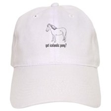 Icelandic Pony Baseball Cap