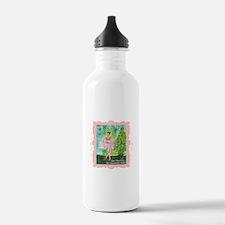 Sugar Plum Fairy Water Bottle