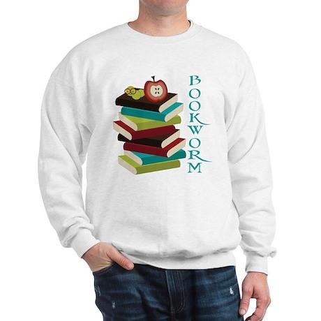 Stylish Bookworm Sweatshirt