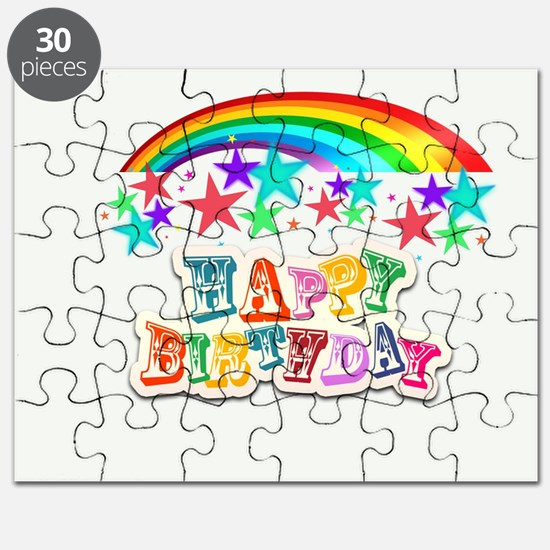 Cute Birthday wishes for friends Puzzle