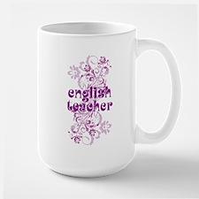 English Teacher Gift Mug