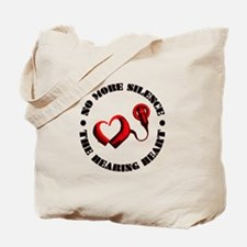 Cute Hearing impaired Tote Bag