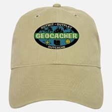 Geocacher Baseball Baseball Cap