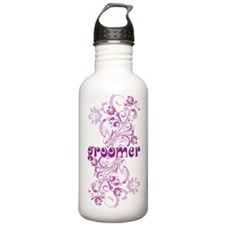 Groomer Water Bottle