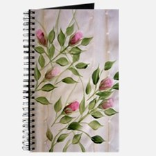 """""""Rosebuds & Lace"""" Journal"""