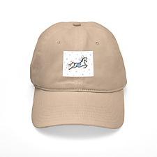 Starry Sky Horse Baseball Cap