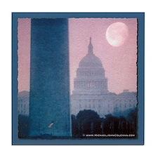 Capitol Moonset Tile Coaster