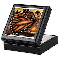 Madame Butterfly II Keepsake Box