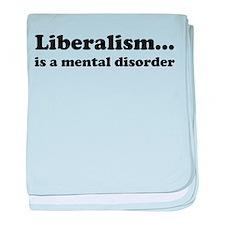 Liberalism Infant Blanket