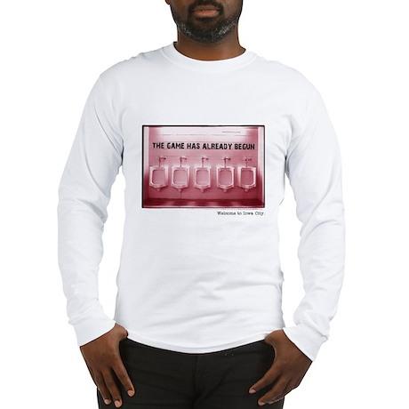 Kinnick Pink Long Sleeve T-Shirt
