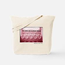 Kinnick Pink Tote Bag